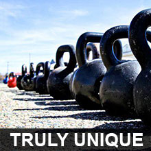 How is our fitness center in Prescott different? The RedTail Crossfit stops here!